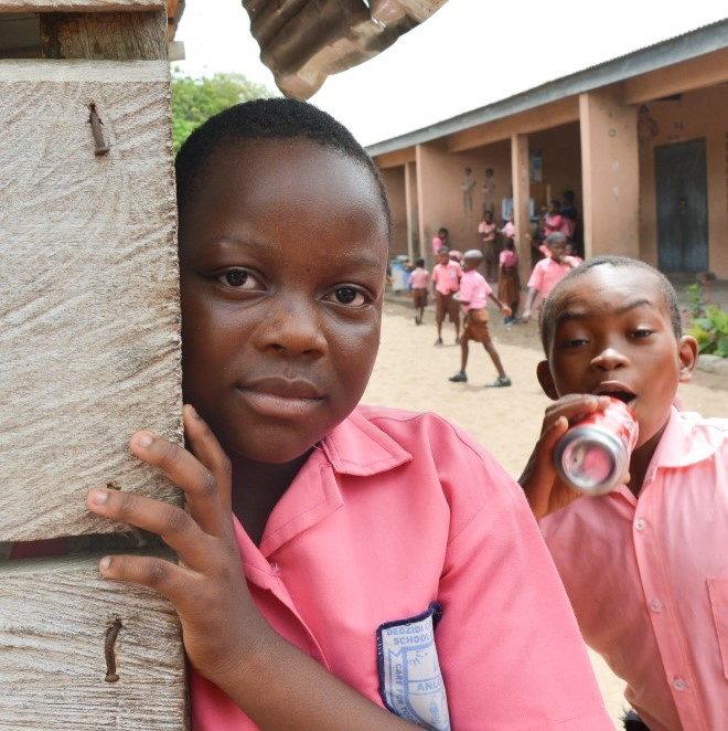 Partner with a School in Africa