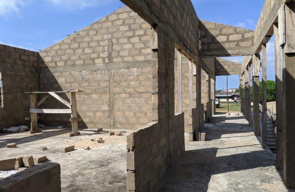 Permanent Classrooms in Kenya