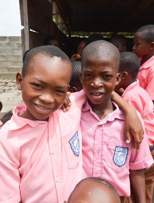 Dedzidi School in Ghana