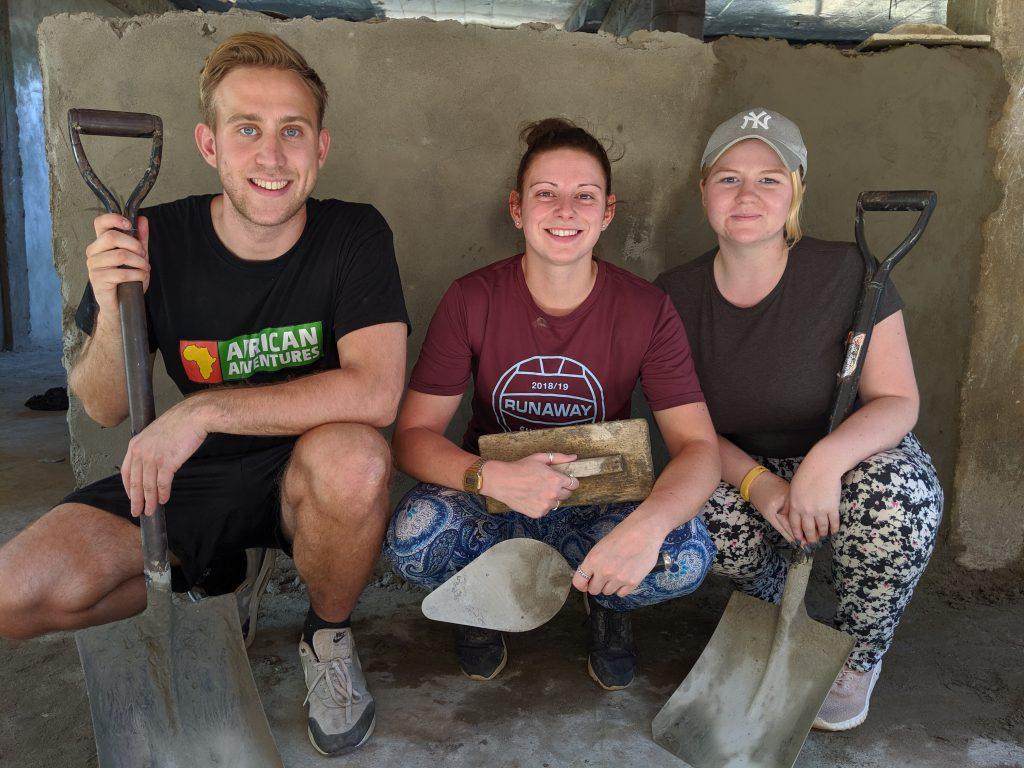 Team Building & Corporate Volunteering in Africa