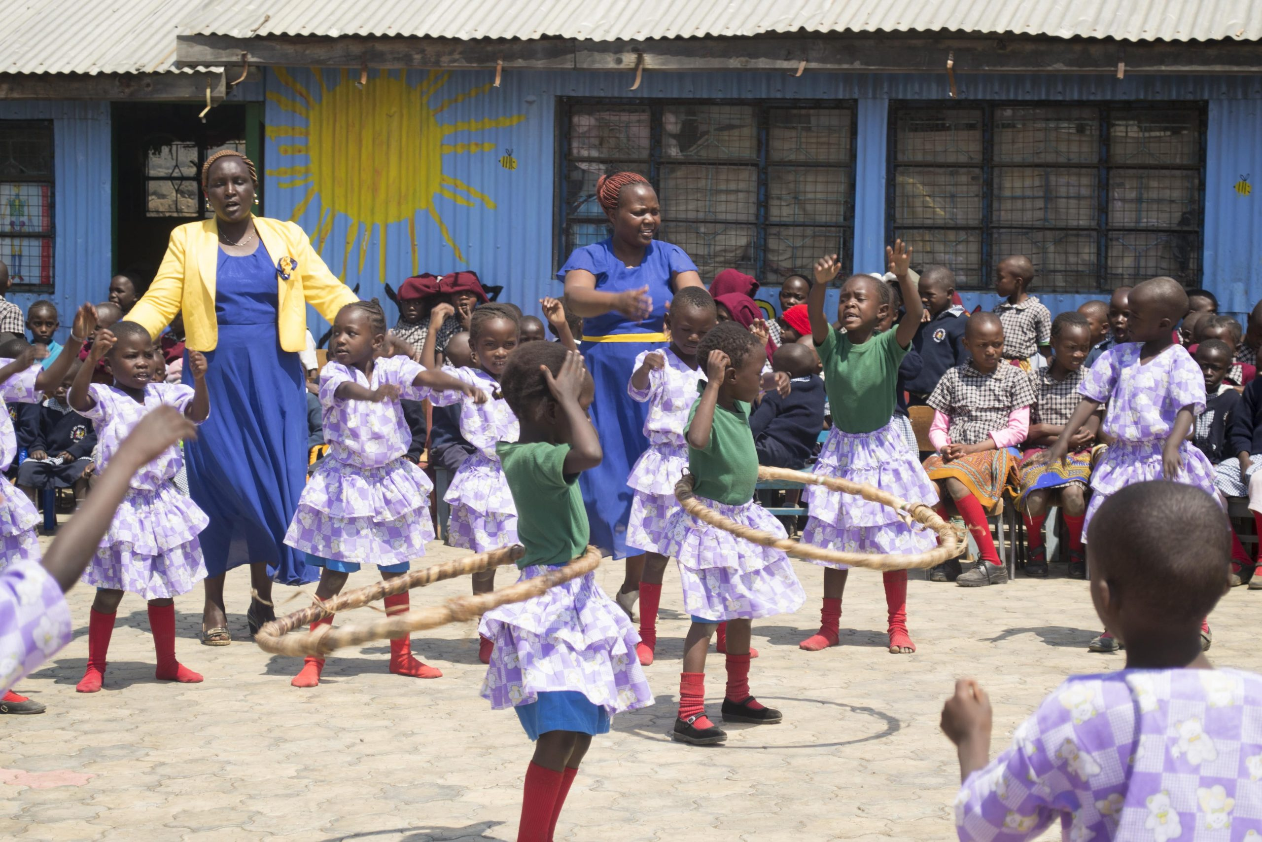 School Partnerships Testimonial