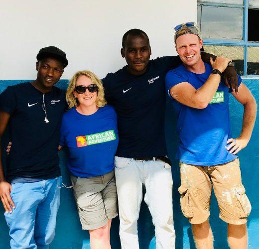 Team Building & Corporate Trips African Adventures